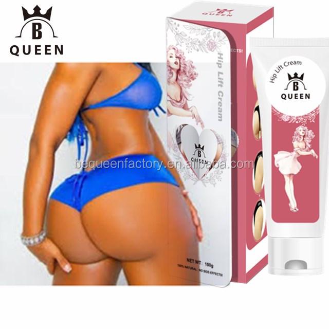 No Rebounding Real Plus Size Push Up Free Breast Enlargement Herbal Butt Enhancement Cream