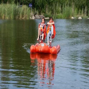 two person plastic water bike (M-040)