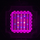 2016 Shenzhen Manufacturers 8 Band 50W Grow Light LED Chip Full Spectrum with 3500K ,Epileds,Bridgelux Brand Chip