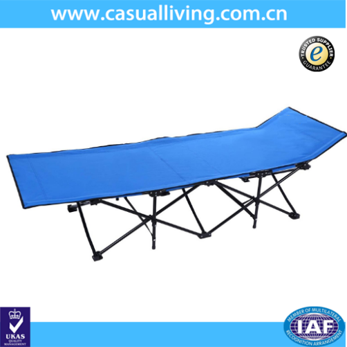 Camping Cot Portable Folding Sleeping Lightweight Beach Bed