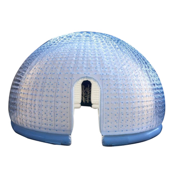 Commercial Outdoor inflatable bubble tent house dome for sale
