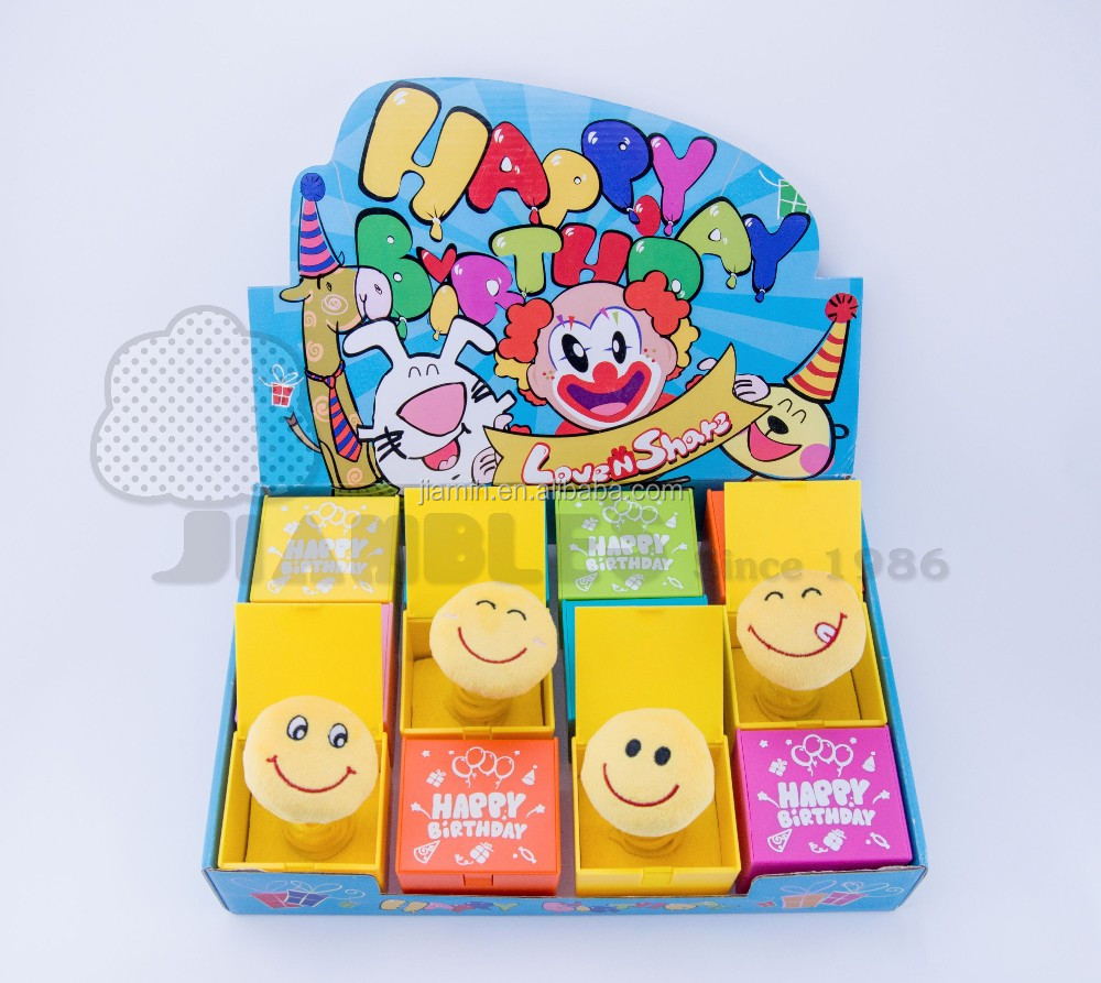 Toy Box of Happy Birthday gift for Lover Girl or Man