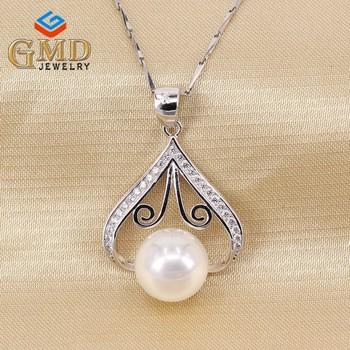 455bb1cb2384 Diseño De Moda De La Perla Colgante