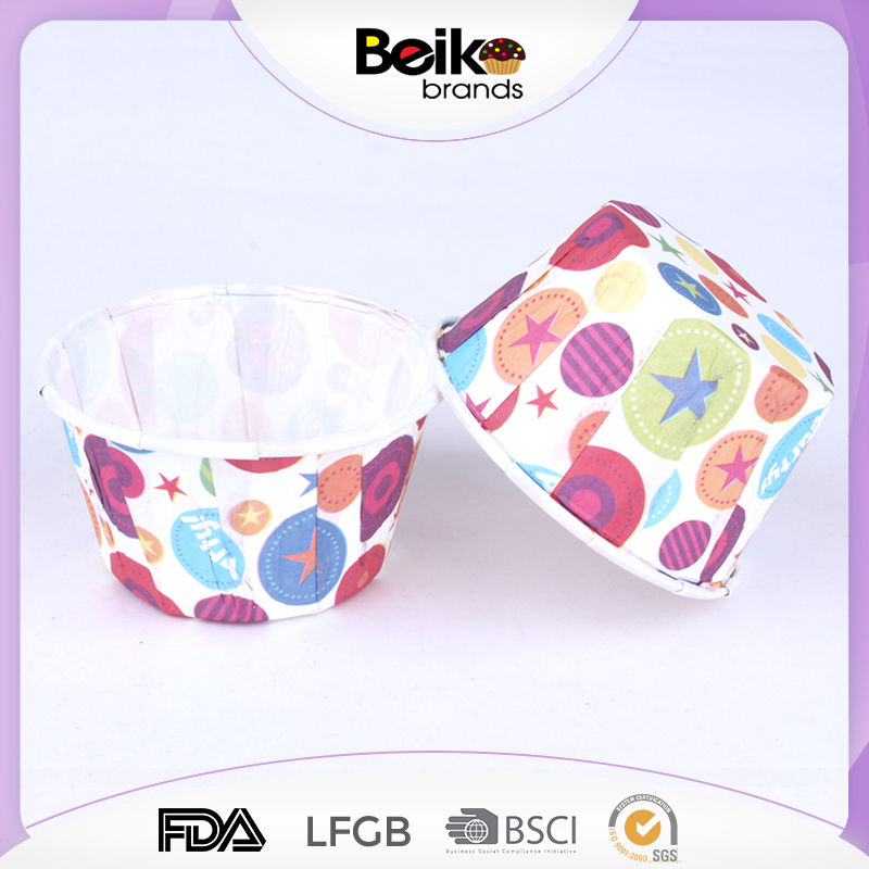 Bakery Paper Cake Cup,Party PET Baking Moulds,Paper Baking Accessories