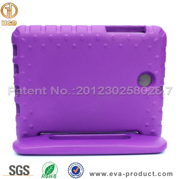 for samsung galaxy tab s2 8.0 case popular among kids with EVA foam handle grip