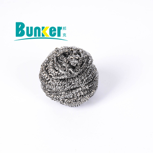 stainless steel scrubber 410 430 cleaning ball scrubber for kitchen