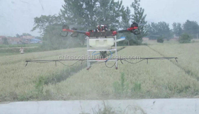 Low Cost 30kg E Agricultural Uav Drone Crop Sprayer