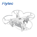 Flytec SBEGO 124+ Pocket Drone All In One Mini Drone 3.7V 200mAh Radio Control Toy White