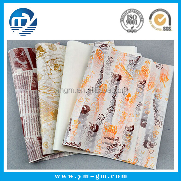 Silicone Coated Colored Baking Parchment Paper Buy