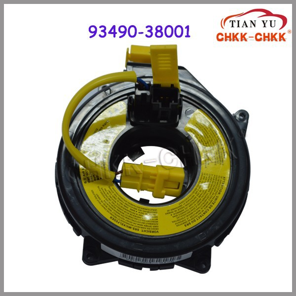 Auto Parts Clock Spring Airbag Spiral Cable For JAPANESE CARS 93490-38001 9349038001 93490 38001