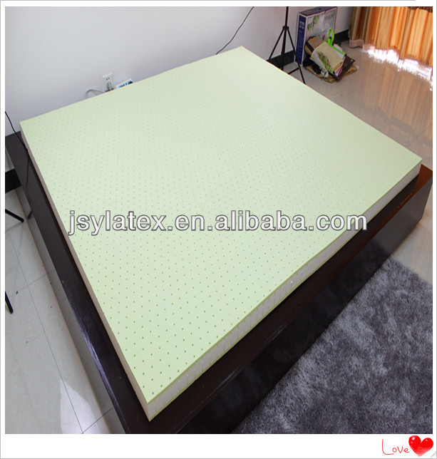 Best selling home products india is 100% natural latex topper