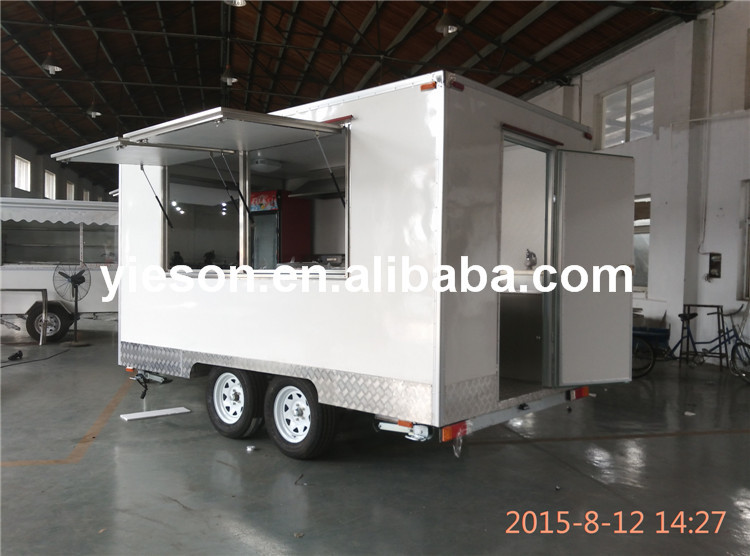5c1c36992f Yieson Custom Mobile Food Truck For Sale  Mobile Food Van  Australia Food  Van Trailer