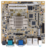 Industrial motherboardS supports Intel 22nm Atom or Celeron on-board SoC,