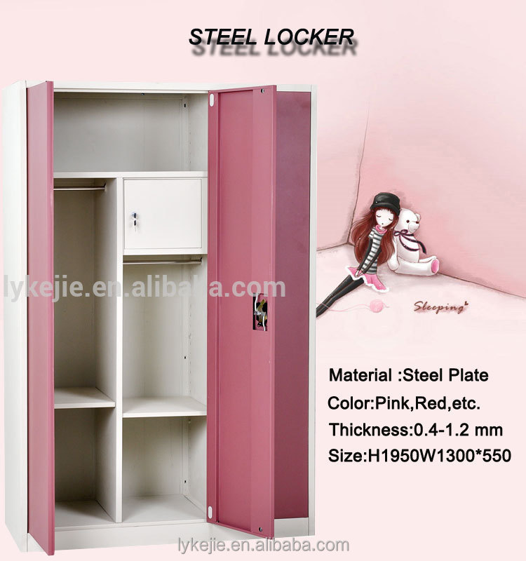 Compact Tiers Metal Locker Custom Sheet Metal Lockers For School ...