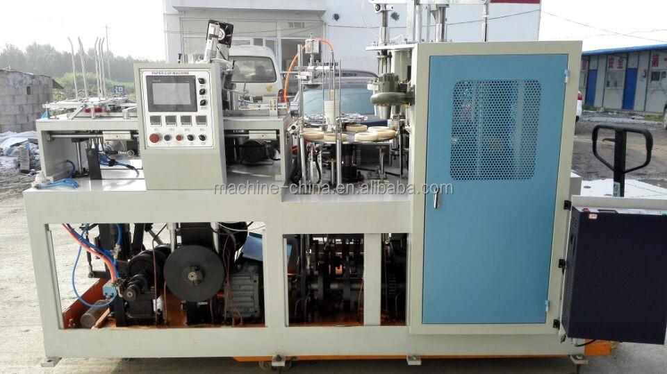 Zbj-x12 Machinery Paper Cup Machine