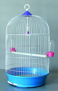 Pet Round Products Travel large Bird Cage Household Birding