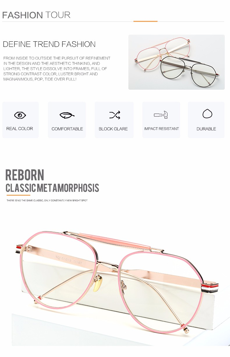 26bb36bd1859 Vintage Metal Frames Myopia Glasses Clear Lens Men Eyeglasses Optical  Glasses Male 117 Women Lunette eyewear