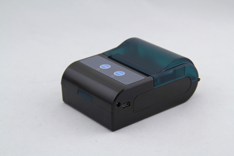 For IOS and Android handheld mobile bluetooth printer thermal receipt printer