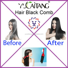 Different colorful permanent magic comb hair dye for europe beauty salon