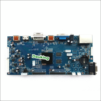 4k 3840x2160 Controller Board For Lcd Panel,4k Universal Lcd Controller  Board With Hdmi And Vga,4k Resolution Lcd Panel Driver - Buy 4k Driver  Board