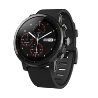 Original International Edition Xiaomi Huami Amazfit Smart Sports Watch 2 5ATM Waterproof 1.34 inch Capacitive Touch Screen