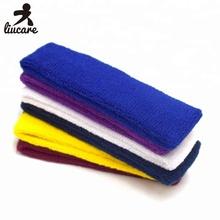 Custom Sports Sweatband Elastic Sweat Headband