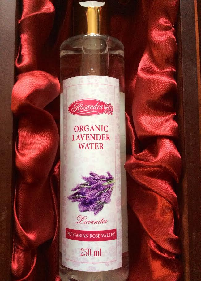 Bulgaria high quality Lavender hydrosol organic floral water for sale