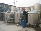 1000 ltr beer production line, beer brewing equipment