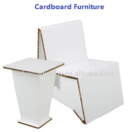 Trolley cardboard display for exhibition easy taking for supermarket sales for shopping shoes packing boxes