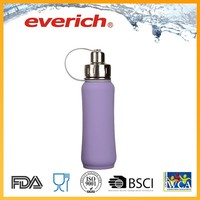 High quality double vacuum insulated stainless water bottle