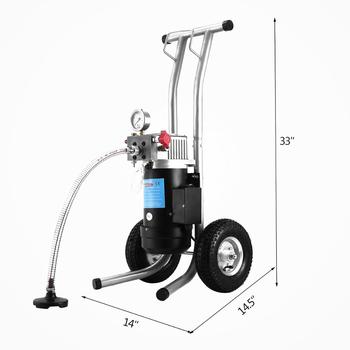Airless Paint Spraying Equipment