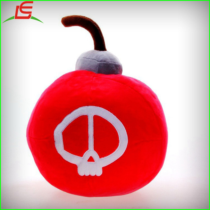 cool soft plush bomb toys stuffed
