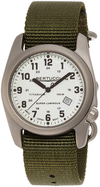 48e13567a90 Buy Bertucci Mens 12122 A-2T Original Classics Durable Titanium ...