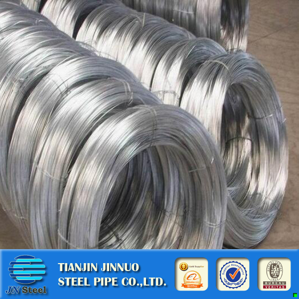 18 gauge electro galvanzied steel wire for binding wire