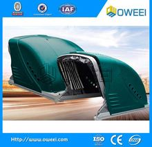 China best solar powered mobile car garage for exporting