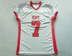 Hot sell professional customized american football wear football sports jerseys with your logo