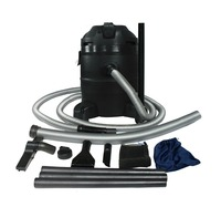 vacuum cleaner for garden fish pond cleaner automatic pond cleaner
