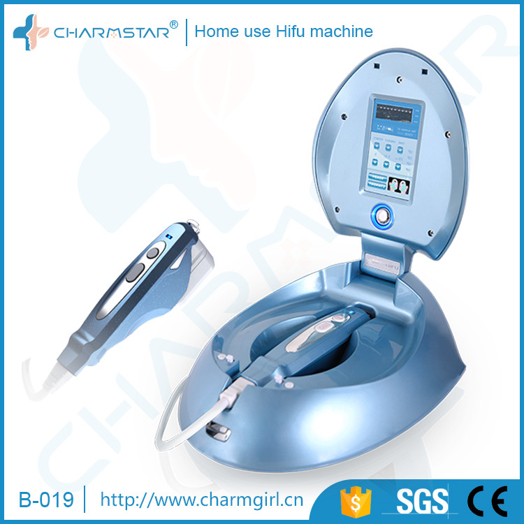 Wholesale Beauty Supply In China Factory Price Skin Tightening Machine Home Use HIFU Face Lift
