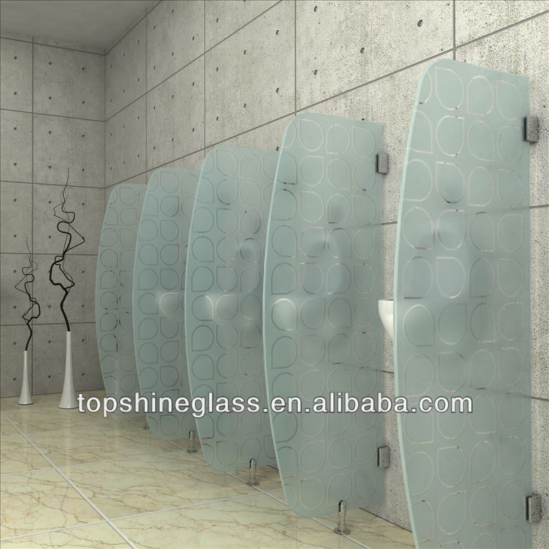 Glass Toilet Partition Glass Toilet Partition Suppliers and