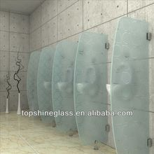 Bathroom Partition bathroom dividers can be modified and tailored to fit any and all of your requests Glass Toilet Partition Glass Toilet Partition Suppliers And Manufacturers At Alibabacom