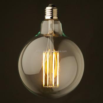 Lamps Retro Filament Edison Style Led Filament Light G125g40 E27 Bulb Vintage Antique Retro Light Dimmable Bulb Buy Led Bulb Led Intage vm8nN0w