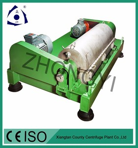 Alibaba China Latest Automatic Discharge Decanter Centrifugal Separator