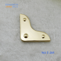 metel corner for handbag wholesale from Chinese manufacture