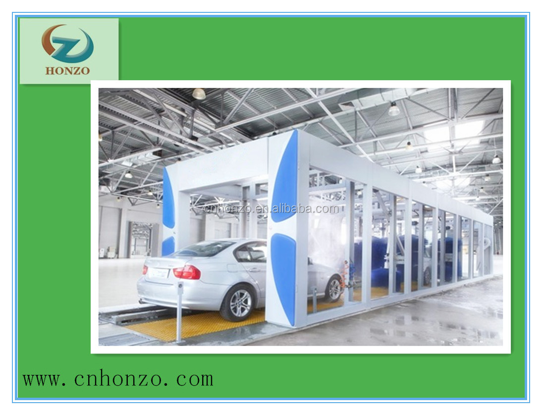 China Tunnel Car Wash Equipment,Used Fully Automatic Car Wash ...