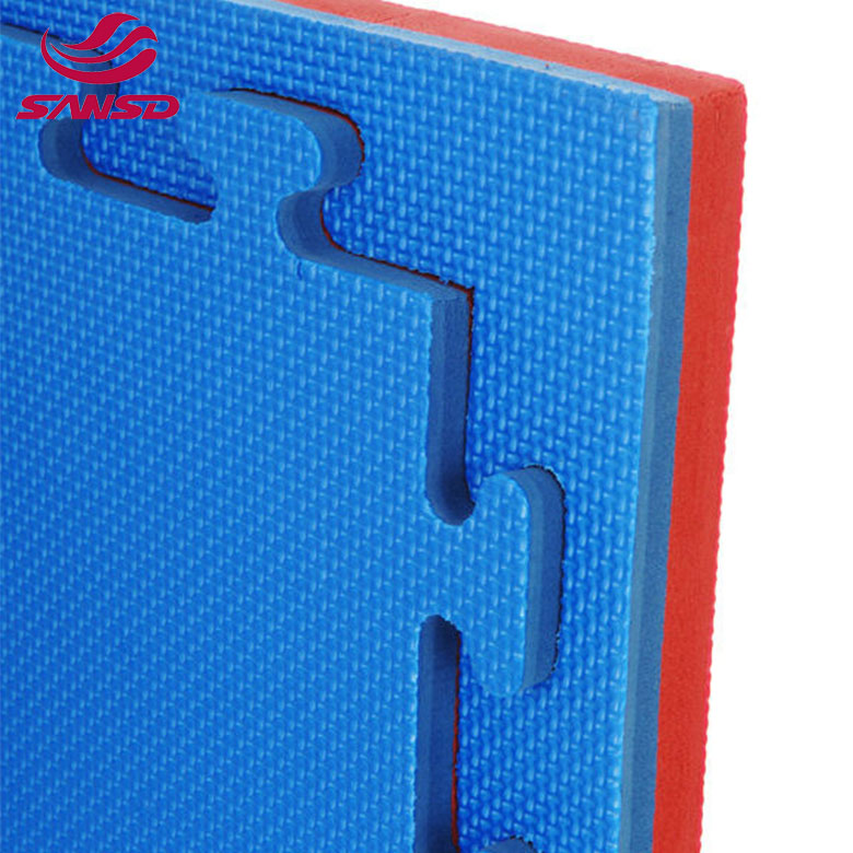 Eva Judo Tatami Interlocking Foam Tiles