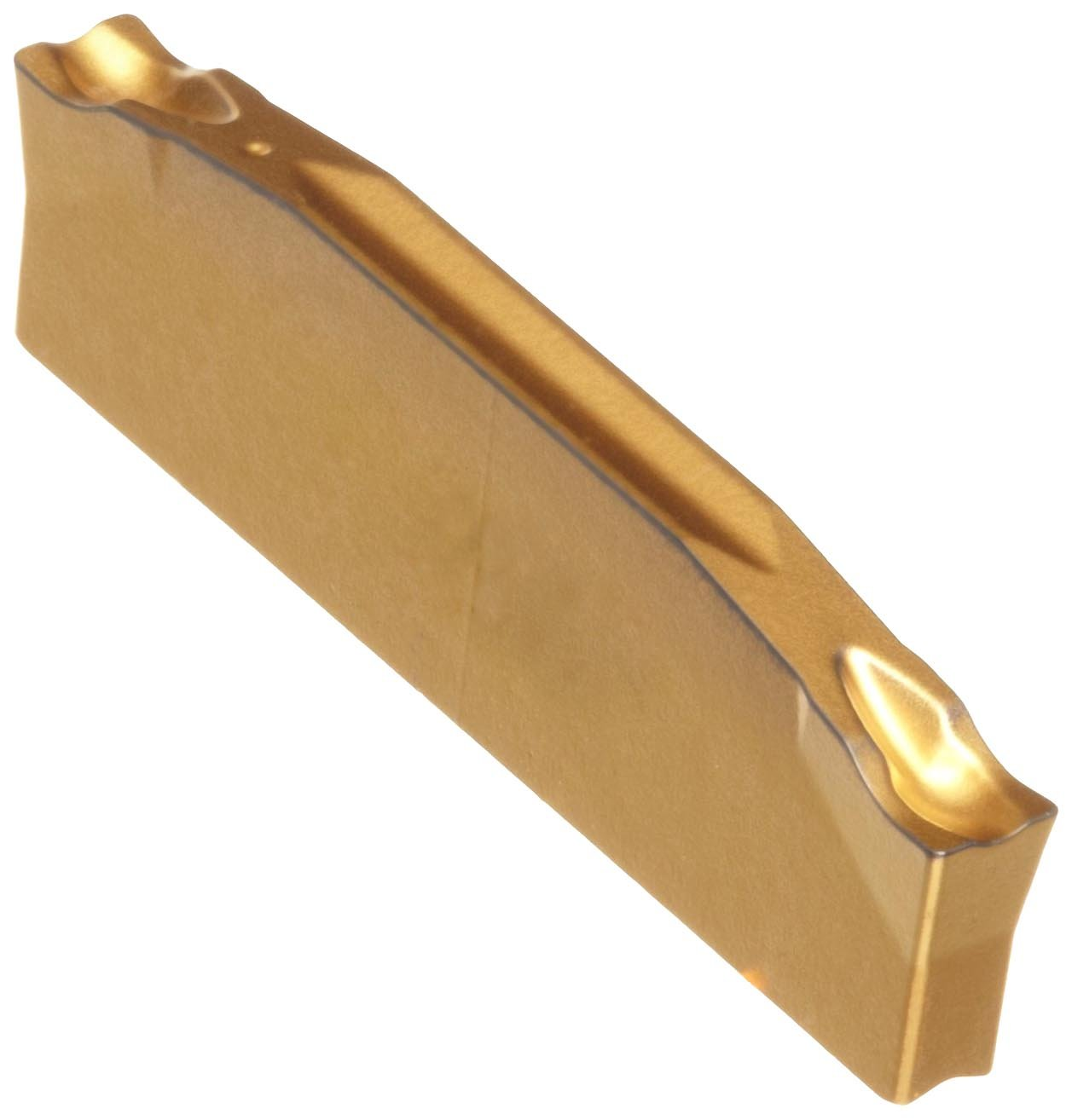 N123G2-0300-0002-CM GC2135 Grade Sandvik Coromant CoroCut 2-Edge Carbide Parting Insert Pack of 10 G Insert Seat Size 0.0079 Corner Radius 2 Cutting Edges Multi-Layer Coating CM Chipbreaker