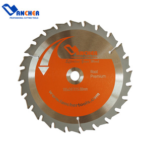 "Lancher Premium Wood 185mm 5/8"" Diamond Center Hole With Anti-Kickback Teeth Saw Blade"