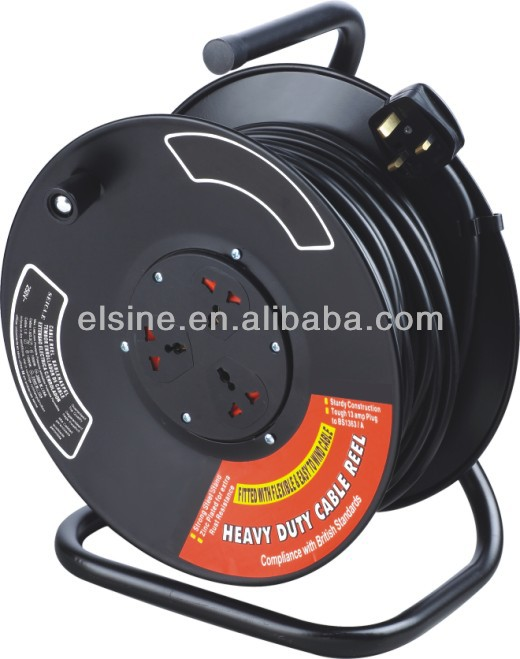 Multifunction Cable Reel/extension power cord reel