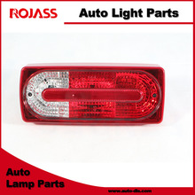 Auto repair parts lighting system stop singnal function car rear lamp assembly for G class W463 left side tail light