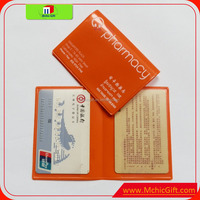 Custom Made Plastic Trifold Soft Pvc Parking Ticket Holder ...